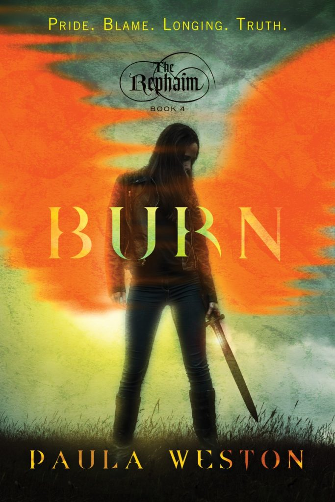 Burn (The Rephaim Book IV) by Paula Weston