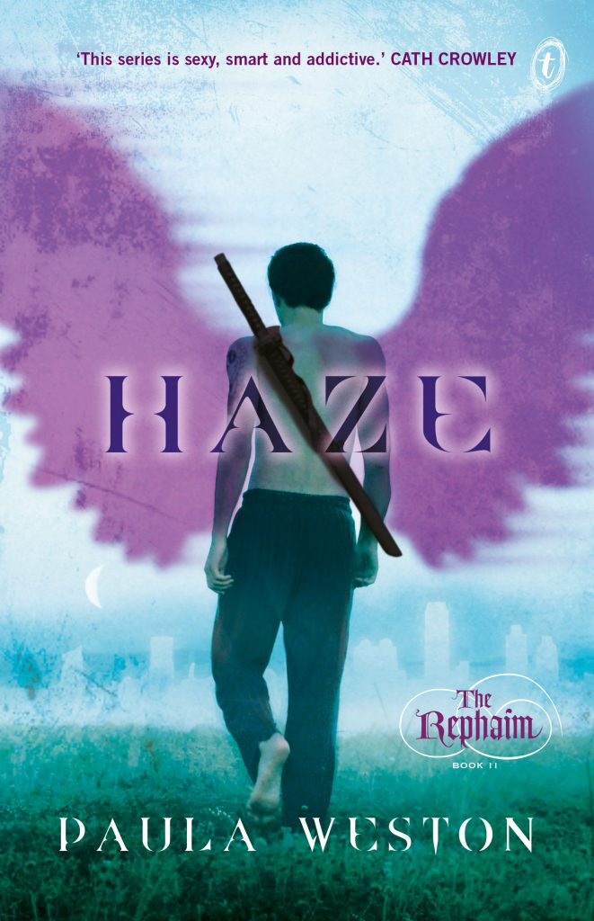 Haze (The Rephaim Book II) by Paula Weston