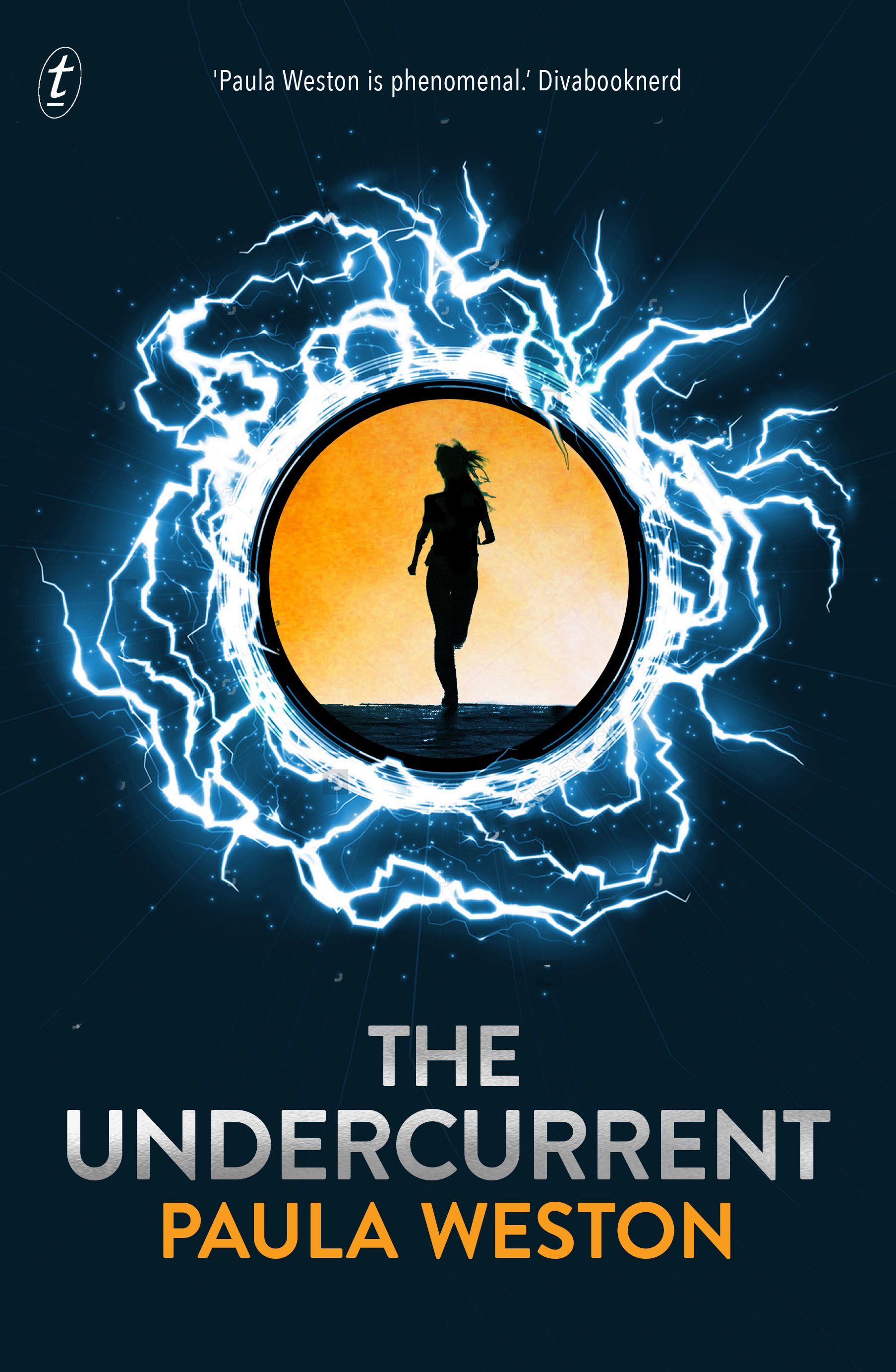 Cover of The Undercurrent by Paula Weston