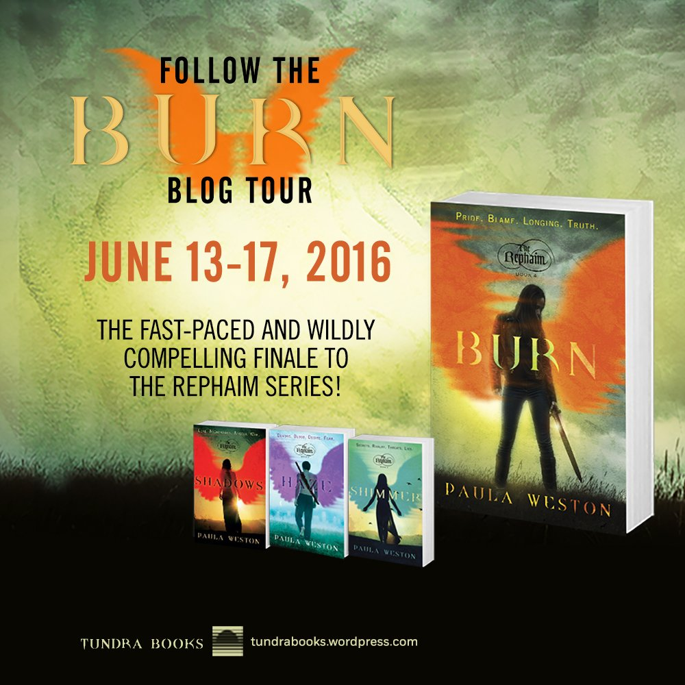 Burn blog tour promo